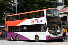 SBS Transit Volvo B9TL (Wright Eclipse Gemini 2) (SBS3449X) Tags: bus sbstransit volvo b9tl wrighteclipsegemini2 wrightbus