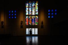 DSC02199A light (soyokazeojisan) Tags: japan osaka city light people digital sony  rx100ⅵ 2019 sony church