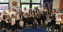 Preschool Buddies: Group Photo (st.brigid2) Tags: