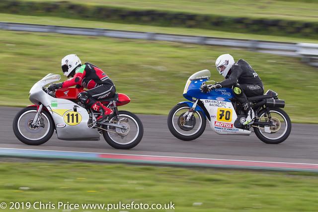 CRMC Pembrey  Race 29 Classic 500, Over 55 & 500c Goldstars