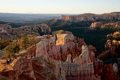 Good morning Bryce Canyon! (Mary Ann Whitney-Hall) Tags: sunrise bryce canyon utah hoodoos sandstone colors