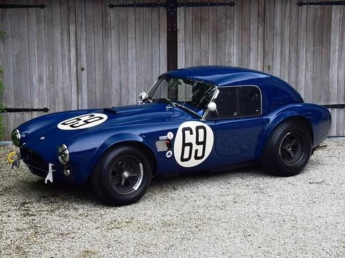 Shelby Cobra 289 FIA (1965)