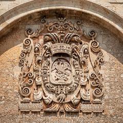 Merida - Yucatan - [Mexique] (2OZR) Tags: mexique histoire religion sculpture