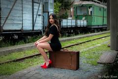 IMG_4483 (Claudia.Proietti.Click) Tags: ferrovia trenino roma