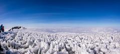 View from Uhuru peak, 5895m, Kilimanjaro NP, Tanzania (Amdelsur) Tags: parcdukilimandjaro continentsetpays tanzanie afrique africa kilimanjaronationalpark tz tza tanzania kilimandjaro world trekker