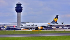 Manchester Airport (Tarnish9) Tags: manchesterairport thomas cook