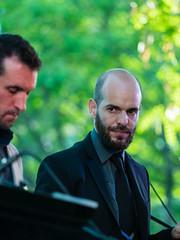(Pepe Ainsua) Tags: ciclodejazz contenedorcultural jazz jordiballarin kindofbluesexteto málaga uma