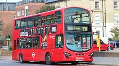 Arriva London - DW476 - LJ61CBY (Waterford_Man) Tags: arrivalondon wrightbus lj61cby dw476