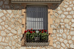 Window; Villefranche-Sur-Mer, Nice, Alpes-Maritimes, France (Michael Leek Photography) Tags: building house window shutters france french frencharchitecture nice southeastfrance travel travel2019 europe europa european shade shadows light design michaelleek michaelleekphotography