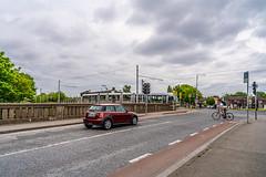 MANY DUBLINERS MAY BE UNAWARE THAT THE GRAND CANAL FORKED HERE [AT SUIR ROAD BRIDGE]-152759 (infomatique) Tags: grandcanal mainline circularline canallocks davittroad suirroad suirroadbridge grandcanalharbour jamessstreet anndevlin annedevlin dolphin'sbarn portobello dublin4 riverliffey luas redline publictransport tramline griffithbridge firstlock 7thlock canals bridges williammurphy infomatique fotonique sony a7riii zeissbatis batis zeiss 25mmlens ireland