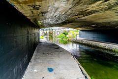MANY DUBLINERS MAY BE UNAWARE THAT THE GRAND CANAL FORKED HERE [AT SUIR ROAD BRIDGE]-152763 (infomatique) Tags: grandcanal mainline circularline canallocks davittroad suirroad suirroadbridge grandcanalharbour jamessstreet anndevlin annedevlin dolphin'sbarn portobello dublin4 riverliffey luas redline publictransport tramline griffithbridge firstlock 7thlock canals bridges williammurphy infomatique fotonique sony a7riii zeissbatis batis zeiss 25mmlens ireland
