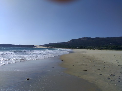 Playa. Bolonia (Cádiz)