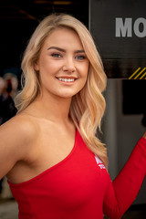 Mac Tools Grid Girl (jdl1963) Tags: mac tools grid girl british touring cars btcc motor sport motorsport racing thruxton andover hampshire uk