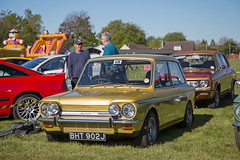 Stirling Classics 2019 (<p&p>photo) Tags: gold 1971 1970s 70s seventies hillmanimp hillman imp bht902j stirlingdistrictclassiccarclub classiccarclub stirlingdistrict stirling stirlingshire bridgeofallan stirlinganddistrict stirlinganddistrictclassiccarclubshow stirlingdistrictclassiccarclubshow district classic club show scotland classiccarshow classiccar classiccars cars may2019 may 2019 worldcars