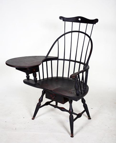Reproduction Windsor Writing Arm Chair ($324.80)