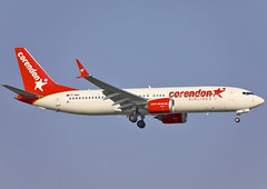 TC-MKS (QC PHOTOGRAPHY) Tags: antalya airport turkey august 1st 2018 corendon airlines b7378max tcmks