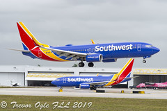 DSC_4118Pwm (T.O. Images) Tags: n8548p southwest airlines boeing 737 fll fort lauderdale