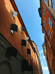 O\I (Alessio Maffeis) Tags: sunny summer sweden stockholm windows close open