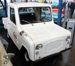 Pick-Up (Schwanzus_Longus) Tags: techno classica essen german germany italy italian old classic vintage vehicle compact micro lawil pickup pick up truck ute