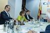 Dolors Montserrat se reúne con una delegación del Comité Español de Representantes de Personas con Discapacidad (CERMI). (20/05/2018)