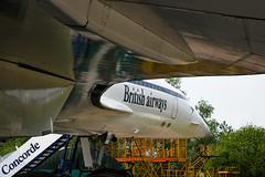 Brooklands (Sean Sweeney, UK) Tags: brooklands museum surrey uk weybridge nikon d810 24120 dslr concorde british airways ba britishairways gbbdg bbgd england