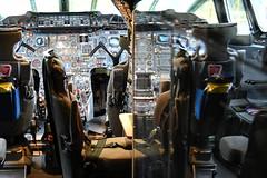 Brooklands (Sean Sweeney, UK) Tags: brooklands museum surrey uk weybridge nikon d810 24120 dslr concorde british airways ba britishairways gbbdg bbgd cockpit flight deck flightdeck england