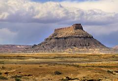 Factory Butte (arbyreed) Tags: arbyreed landscape butte factorybutte formation sandstone desert waynecountyutah