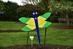 JIM_2918 (James J. Novotny) Tags: dragonflies sculptures sculpture d750 nikon rotarygarden rotarybotanicalgardens gardens garden gardenbotanical unlimitedphotos unlimiedphotos unlimited art artwork