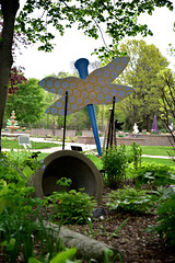 JIM_2897 (James J. Novotny) Tags: dragonflies sculptures sculpture d750 nikon rotarygarden rotarybotanicalgardens gardens garden gardenbotanical unlimitedphotos unlimiedphotos unlimited art artwork