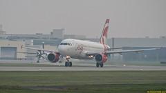 P9161620  TRUDEAU FOGGY MORN (hex1952) Tags: yul trudeau canada airbus a319 aircanada aircanadarouge fog