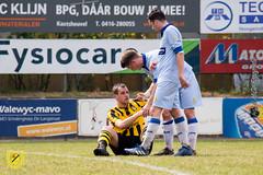 Baardwijk - DESK (2019) (54 van 61) (v.v. Baardwijk) Tags: baardwijk desk waalwijk voetbal competitie knvb 3eklasseb seizoen20182019 sportparkolympia canon80d fotografie migefotografie