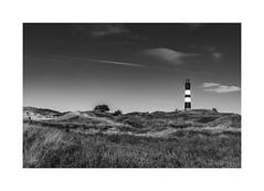 lighthouse (Karl-Heinz Bitter) Tags: lighthouse leuchtturm dünen dunes sky himmel landschaft landscape amrum nordsee karlheinzbitter framed gras wolken clouds