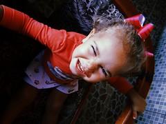 Laura (Lemon Mousse!) Tags: kids kid crianças laurinha smile sorria happy felicidade