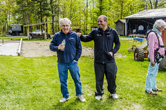Kevin and his Dad (firstfire53) Tags: worldtour skydiving skydivefingerlakes ovid newyork c182 tandem