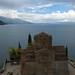 Ohrid, Kirche des Heiligen Johannes von Kaneo (Sveti Jovan Kaneo) (13. Jhdt.) / Охрид, Свети Јован Богослов Канео