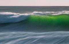Green Breaker FRED (Mark Metternich) Tags: water waves wave ocean seascape sea dreamscape dreamy dream coast coastal green mark metternich markmetternichcom workshops workshop tutorials instruction light surreal surrealscape sky blur surf surfing seascapes long exposure florida fl breaker break breakers salt wind mist misty tours tour foam yellow atlantic tide tides billow roller comber ripple pastel oceanic art motion pink impression impressionist dreaming sunrise sunset zoom painting tutorial jacksonville st augustine