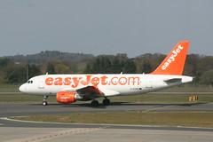 G-EZAO Easyjet A319 (Vernon Harvey) Tags: edinburgh edi gezao airbus a319 easyjet