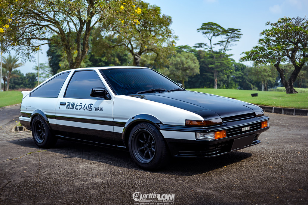 The World's Best Photos of ae86 and initiald - Flickr Hive Mind