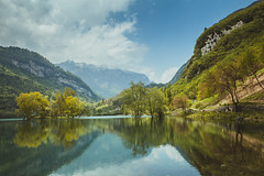 Lago di Tenno (mattvaux7) Tags: italy trentino lake outdoors landscape sigmaartlens 24mm canon6d travel