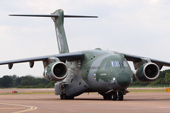 Embraer KC-390 (nickchalloner) Tags: ptznj embraer kc390 raf fairford royal air force ffd egva international tattoo riat