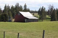 Old Barn- Bridgetown, PEI (Craigford) Tags: bridgetown pei canada old barn farm country rural