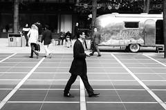 Broadgate, London.... (markwilkins64) Tags: streetphotography street candid london walker walkers step onestep squares markwilkins