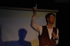DSC_8983 (Peter-Williams) Tags: brighton sussex uk sweetvenues werks fringe event performance themaninthebluebox
