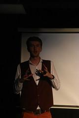 DSC_8971 (Peter-Williams) Tags: brighton sussex uk sweetvenues werks fringe event performance themaninthebluebox