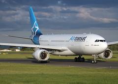 Air Transat                                      Airbus A330                                     CGUFR (Flame1958) Tags: 9442 airtransat airtransata330 cgufr airbus a330 330 airbusa330 dub eidw dublinairport 200519 0519 2019 a6ekr gtccg daecapitol iacdublin iac internationalaerospacecoatings