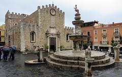 0404-28 Taormina (Travelmonkeys) Tags: april europe italy 2019 church taormina sicily
