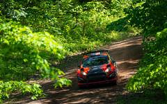 #78 Wallingford-Junnila 2016 FordFiestaRS-7 (rickstratman26) Tags: ford fiesta rally car cars racecar racecars racing motorsport motorsports sofr southern ohio forest