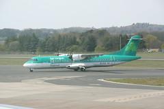 EI-FCZ Aer Lingus ATR72-600 (Vernon Harvey) Tags: edinburgh edi eifcz atr72 aer lingus regional stobart