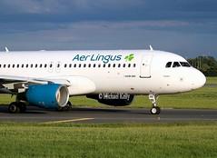 Aer Lingus                                   Airbus A320                                  EI-CVB (Flame1958) Tags: 9808 aerlingus aerlingusa320 aerlingusnewlivery a320 320 airbus eicvb dub eidw dublinairport 200519 519 2019 ei528