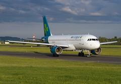 Aer Lingus                                   Airbus A320                                  EI-CVB (Flame1958) Tags: 9803 aerlingus aerlingusa320 aerlingusnewlivery a320 320 airbus eicvb dub eidw dublinairport 200519 519 2019 ei528
